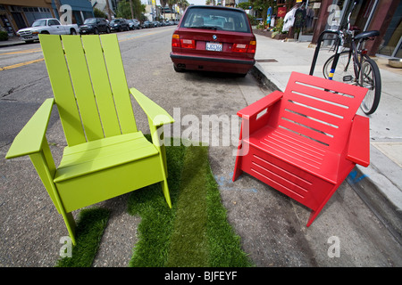 Outdoor Plastic Furniture Made From Recycled Plastic Bottles Stock Photo 47805107 Alamy