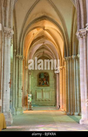 Notre-Dame de Bayeux Cathedral, Bayeux - Stock Photo