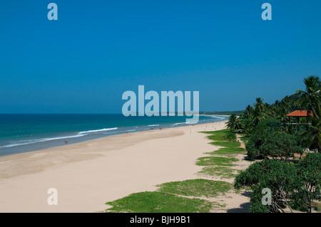 Bentota Beach, Sri Lanka - Stock Photo