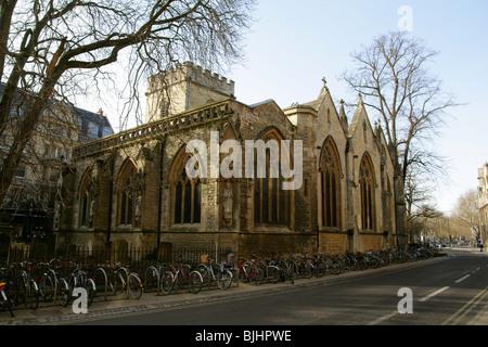 St Giles Church, St Giles, Oxford City, Oxfordshire, UK. - Stock Photo