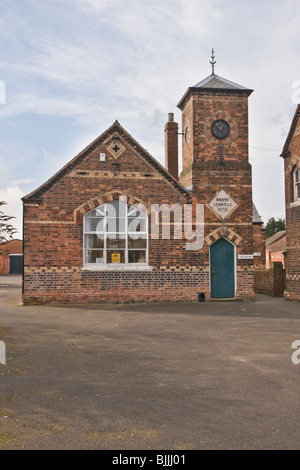The old primary school at Misterton, Nottinghamshire. - Stock Photo