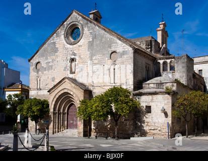 Small Church in the Andalusian town of Jerez de la Frontera, Spain, Europe