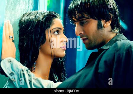SAAWARIYA (2007) OH, MY LOVE (ALT) RANBIR KAPOOR, SANAM KAPOOR SANJAY LEELA BHANSALI (DIR) 002 - Stock Photo