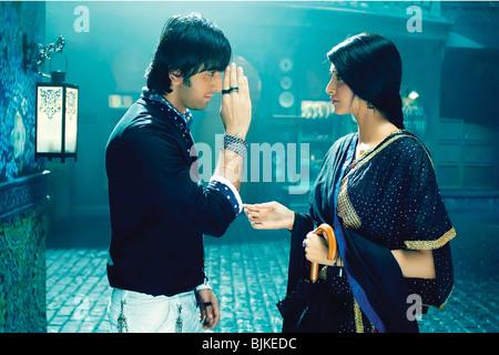 SAAWARIYA (2007) OH, MY LOVE (ALT) RANBIR KAPOOR, SANAM KAPOOR SANJAY LEELA BHANSALI (DIR) 003 - Stock Photo