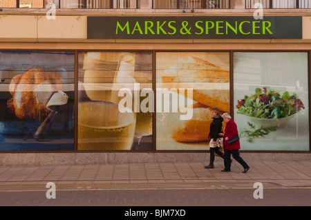 Marks And Spencer Simply Food Stores In Cornwall