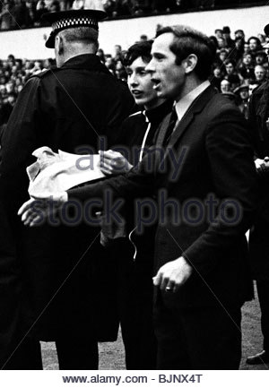 23/10/71 LEAGUE CUP FINAL CELTIC V PARTICK THISTLE (1-4) HAMPDEN - GLASGOW - Stock Photo