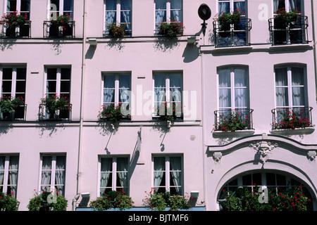 paris, quartier latin - Stock Photo