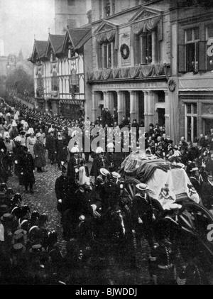 Russell & Sons : Windsor - Queen Victorias funeral