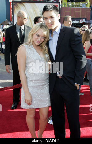 OLIVER JAMES RAISE YOUR VOICE L.A. PREMIER CITYWALK ...