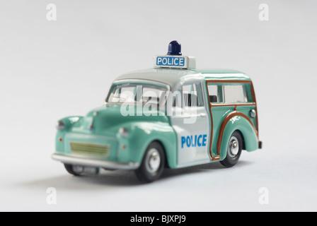 Austin Morris minor traveller police car - Stock Photo