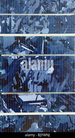 Close-Up of Solar module - Stock Photo