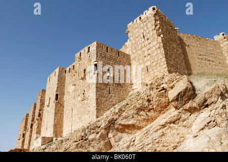 Fakhreddin Almaan castle near Palmyra, Syria. - Stock Photo