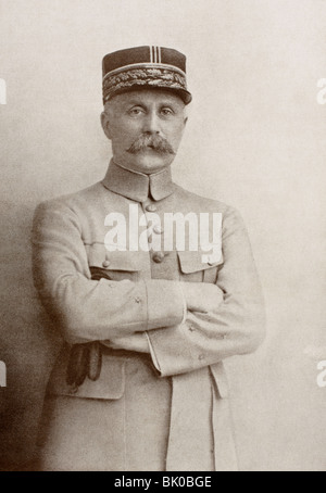 Henri Philippe Benoni Omer Joseph Pétain 1856 – 1951. French general and Marshal of France. Chief of State of Vichy - Stock Photo