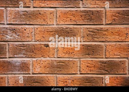 Close up of a brick wall - Stock Photo