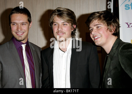 HANSON HOLLYWOOD FILM FESTIVAL 10TH HOLLYWOOD AWARDS GALA BEVERLY HILLS LOS ANGELES CALIFORNIA USA 23 October 2006 - Stock Photo
