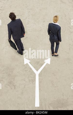 Business life - Stock Photo