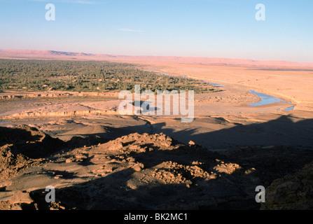 Erfoud, eastern Morocco. - Stock Photo