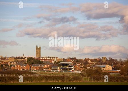Warwick, Warwickshire, England, UK - Stock Photo