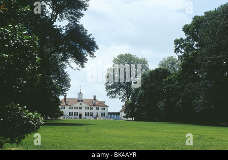 Mount Vernon, Virginia - Stock Photo