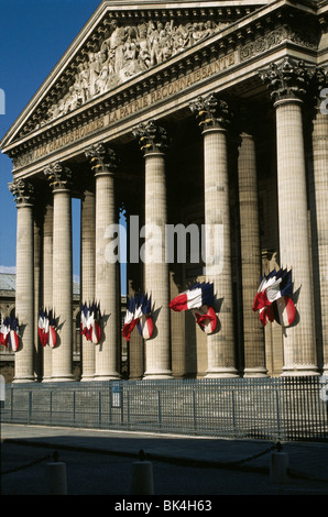 The Parthenon, Paris - Stock Photo