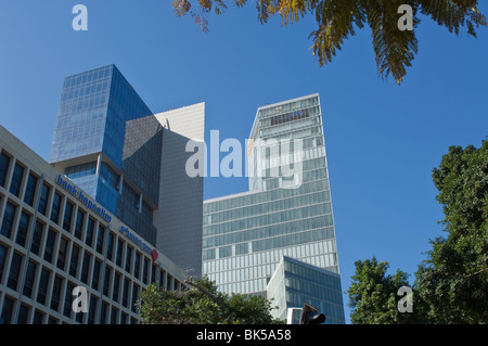 Tel Aviv, Israel, Middle East - Stock Photo