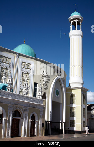 Jumma Masjid mosque, in the oldest part of Maputo, Mozambique, Africa - Stock Photo