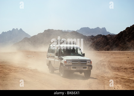 Desert safari - Stock Photo
