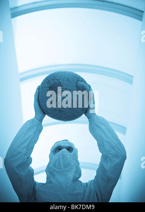 Biohazard, conceptual image - Stock Photo