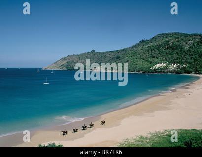 Nai Harn Beach, Phuket, Thailand, Southeast Asia, Asia - Stock Photo