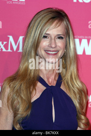 HOLLY HUNTER WOMEN IN FILM LOS ANGELES 2009 CRYSTAL + LUCY AWARDS CENTURY CITY LOS ANGELES CA USA 12 June 2009 - Stock Photo