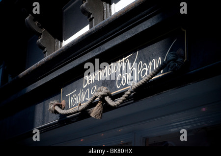 Dartmouth Trading Company - Stock Photo