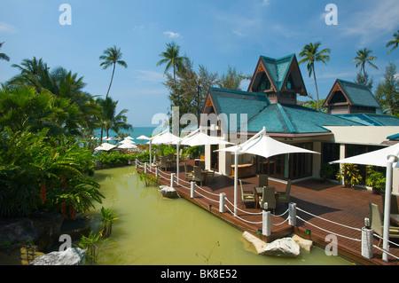 Centara Resort, Krabi, Thailand, Asia - Stock Photo