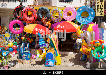 Shop in Carvoeiro, Algarve, Portugal, Europe - Stock Photo