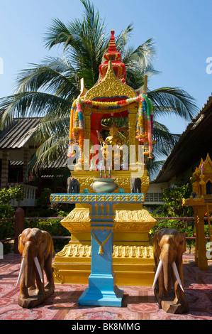 Mae Nam Beach, Ko Samui island, Thailand, Asia - Stock Photo