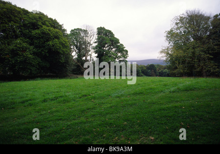 Muckross House and Gardens, County Kerry, Ireland, in September 2009. - Stock Photo