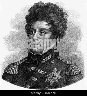 George IV, 12.8.1762 - 26.6.1830, King of Great Britain 29.1.1820 - 26.6.1830, portrait, wood engraving, 19th century, - Stock Photo