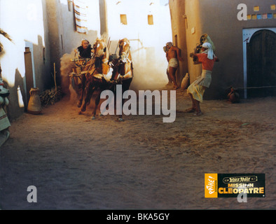 ASTERIX & OBELIX: MISSION CLEOPATRA(2002) CHRISTIAN CLAVIER A&02 010FOH - Stock Photo