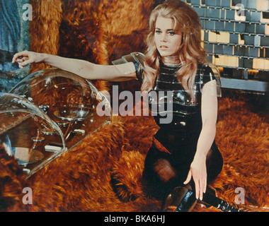 BARBARELLA (1967) JANE FONDA, BARBARELLA BRB 002CP - Stock Photo