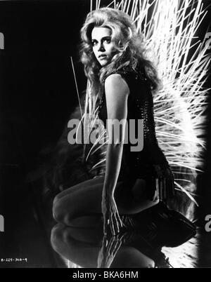 BARBARELLA (1967) JANE FONDA, BARBARELLA BRB 002P - Stock Photo