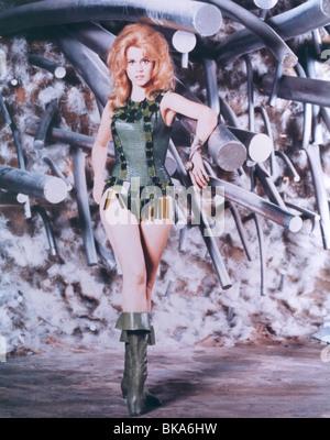BARBARELLA (1967) JANE FONDA, BARBARELLA BRB 003CP - Stock Photo