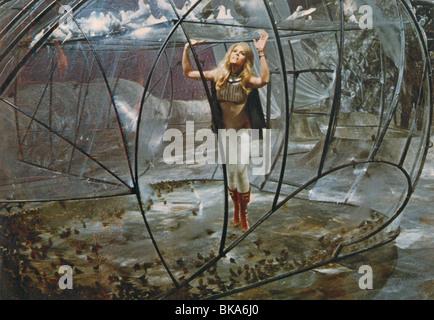 BARBARELLA (1967) JANE FONDA, BARBARELLA BRB 003FOH - Stock Photo