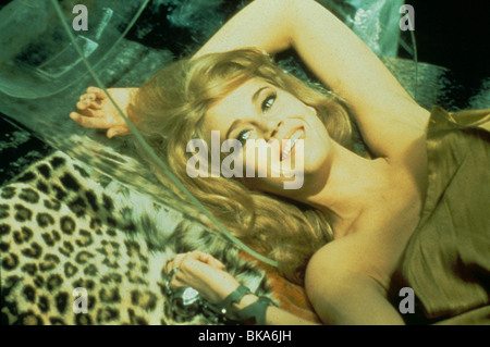 BARBARELLA (1967) JANE FONDA, BARBARELLA BRB 025 - Stock Photo