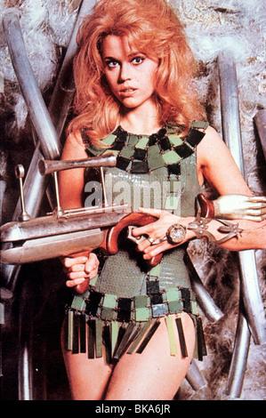 BARBARELLA (1967) JANE FONDA, BARBARELLA BRB 038 - Stock Photo