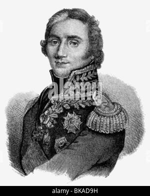 Masséna, André, 6.5.1756 - 14.4.1817, French general, portrait, lithograph, 19th century, ,