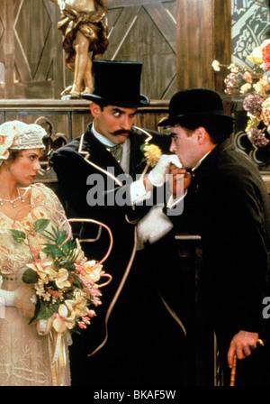 CHAPLIN (1992) MARISA TOMEI, PETER GEORGES, ROBERT DOWNEY JR CCHP 009 H - Stock Photo