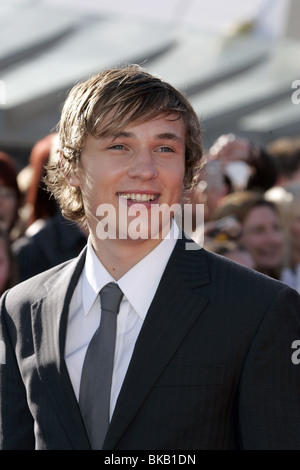BODDY WILLIAM MOSELEY ACTOR THE CHRONICLES OF NARNIA PRINCE CASPIAN FILM PREMIERE, O2 ARENA, LONDON 19 JUNE 2008 - Stock Photo