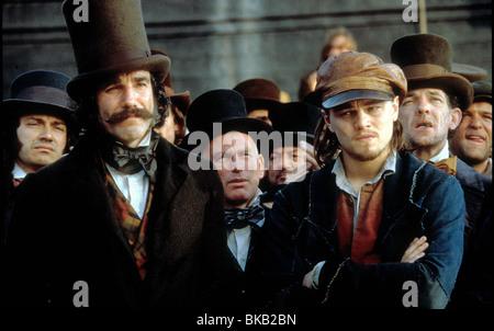 GANGS OF NEW YORK (2002) DANIEL DAY-LEWIS, LEONARDO DICAPRIO GONY 007 - Stock Photo