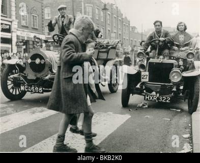 GENEVIEVE -1953 - Stock Photo