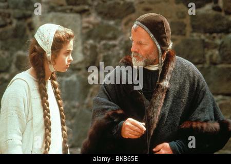 HAMLET (1991) HELENA BONHAM CARTER, IAN HOLM HAM 006 - Stock Photo