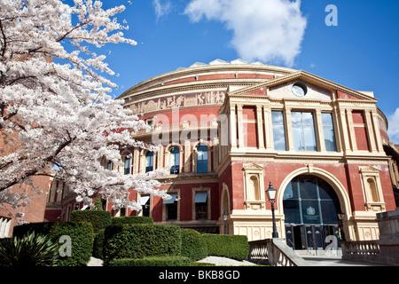 The Royal Albert Hall, Kensington, London, England, UK - Stock Photo